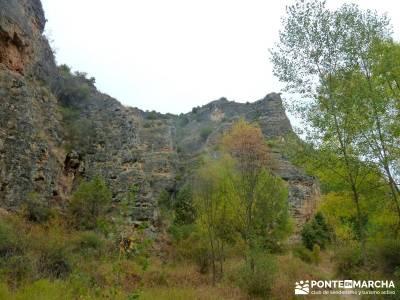 Hoces Río Duratón - Villa Sepúlveda; rutas senderismo invierno;fotosenderismo; hiking free